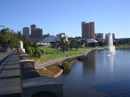 09.01.2007 - Adelaide.