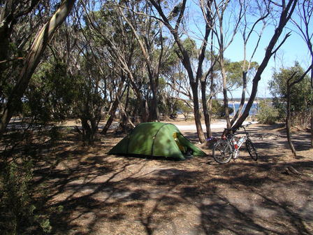 12.01.2007 - American River. Kangaroo Island.