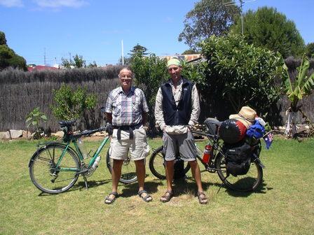 13.01.2007 - En compagnie d'André. Kingscote. Kangaroo Island.