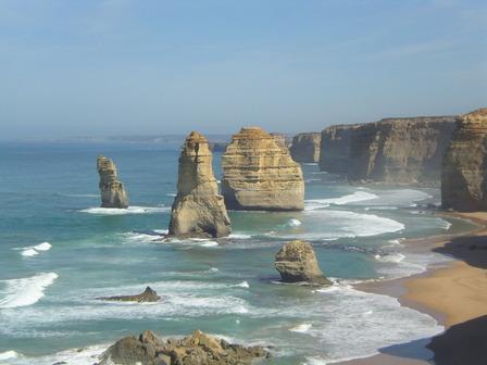 02.02.2007 - The Twelve Apostles. The Great Ocean Road.