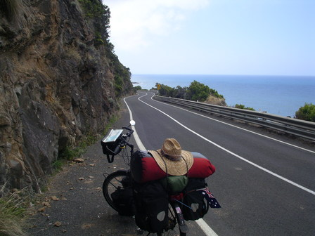 04.02.2007 - Direction Lorne. The Great Ocean Road.