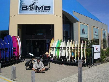 05.02.2007 - Torquay, capitale du surf !