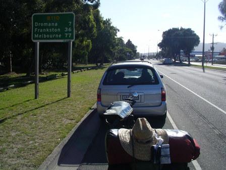 07.02.2007 - Melbourne n'est plus très loin...