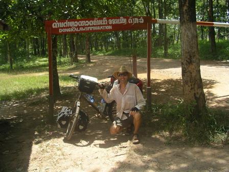 16.06.2006 - Douane laotienne de Dong Kalaw