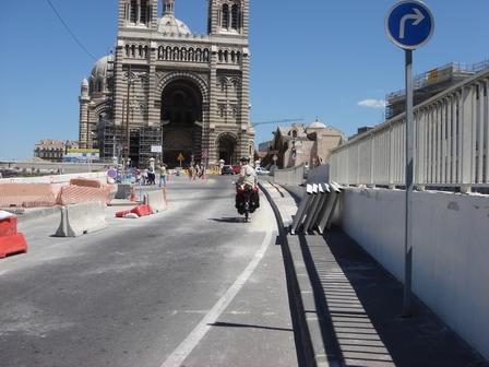 18.05.2007 - Traversée de Marseille.