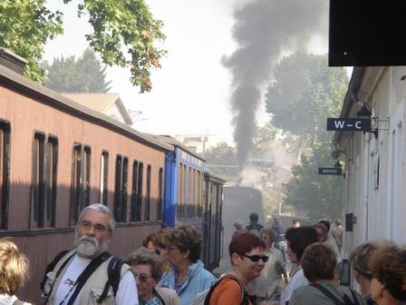 22.05.2007 - Gare de Tournon.