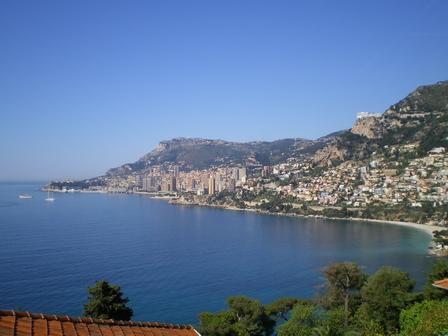 07.05.2007 - Vue sur Monaco.