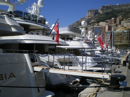 07.05.2007 - Port de Monaco.
