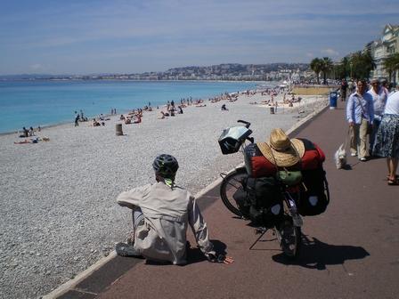 07.05.2007 - Plage de Nice.