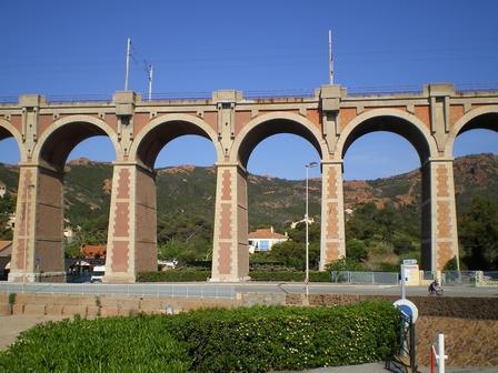 08.05.2007 - Viaduc d'Anthéor.