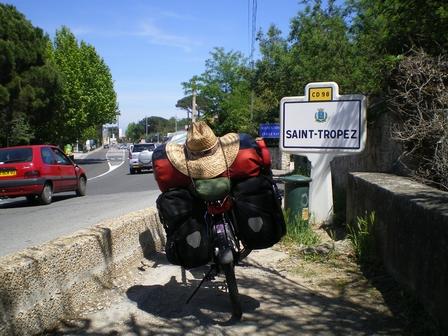 08.05.2007 - Arrivée à St Tropez !