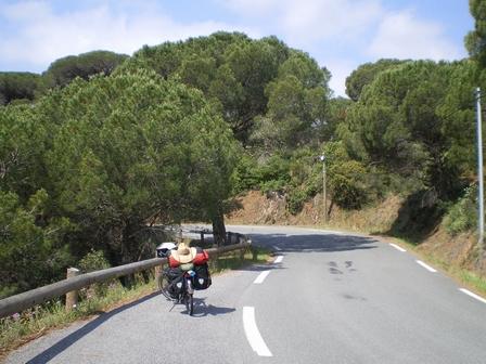 11.05.2007 - Entre Pampelonne et La Croix Valmer.