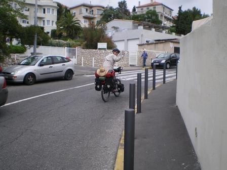 17.05.2007 - Départ de Cassis.