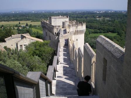 19.05.2007 - Fort Saint André. Villeneuve-les-Avignon.