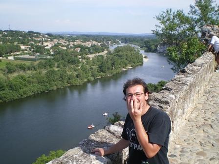 20.05.2007 - François, l'Ardèche et le reste...
