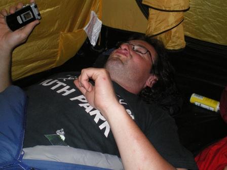 20.05.2007 - Petite berceuse avant de nous endormir...