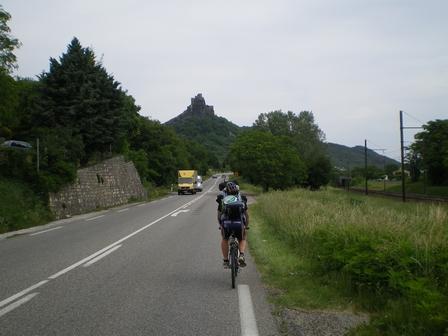 21.05.2007 - Route des Côtes du Rhône.