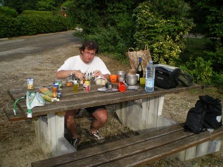 24.05.2007 - Camping des Avenières.
