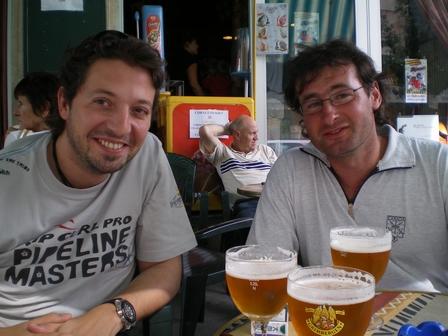 26.05.2007 - Santé, les amis !