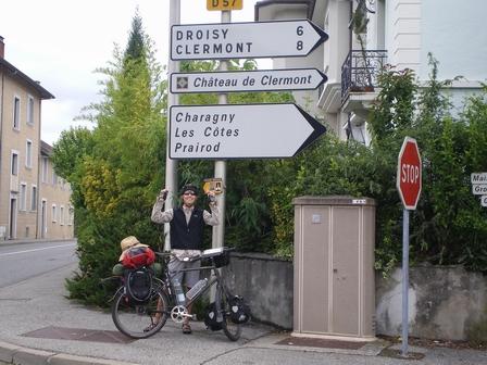27.05.2007 - Droisy n'est plus très loin...
