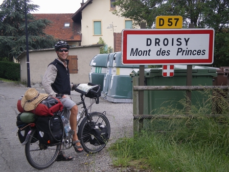 27.05.2007 - Welcome to Droisy !