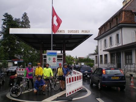 28.05.2007 - Arrivée à Genève !