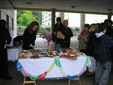 28.05.2007 - Ecole du Val-d'Arve, Carouge.
