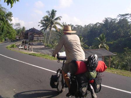 27.11.2006 - En direction de Penelokan, Bali.