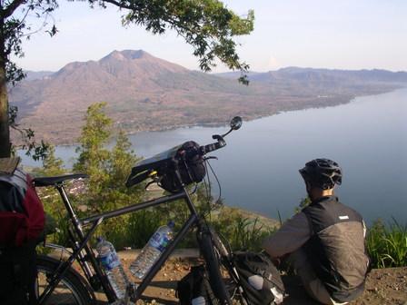 28.11.2006 - Lac Batur, Bali.
