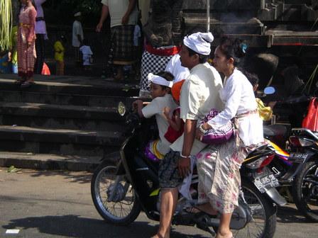 29.11.2006 - Galungan Day. Bali.