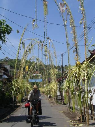 29.11.2006 - Arrivée à Padangbai, Bali.