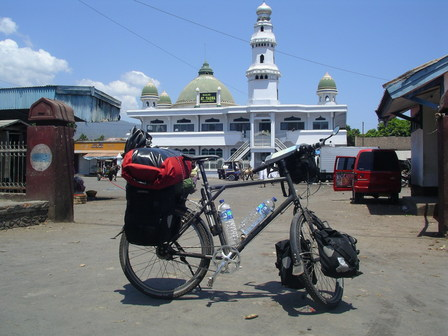 01.12.2006 - Arrivée à Labuhan Lombok.