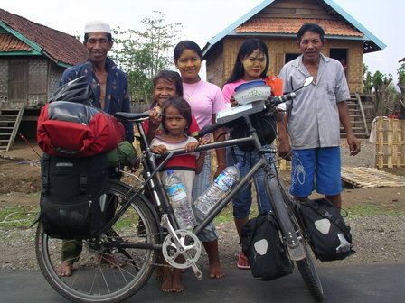 05.12.2006 - En direction d'Empang. Sumbawa.