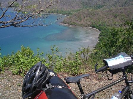 06.12.2006 - La Scenic Area, en direction de Dompu. Sumbawa.