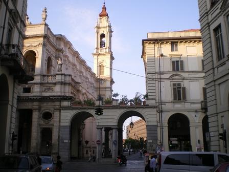 27.04.2007 - Via Po. Turin.