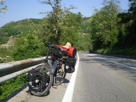 29.04.2007 - Quelques kilomètres après Alba.