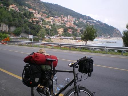 30.04.2007 - Me voici sur la côte !