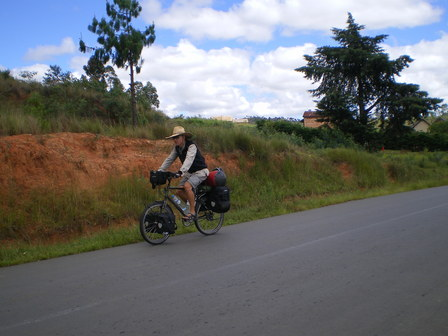 07.03.2006 - Direction Antsirabe.