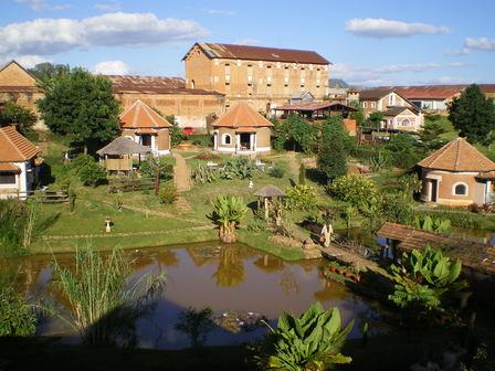 08.03.2007 - Green Park Hotel - Antsirabe.