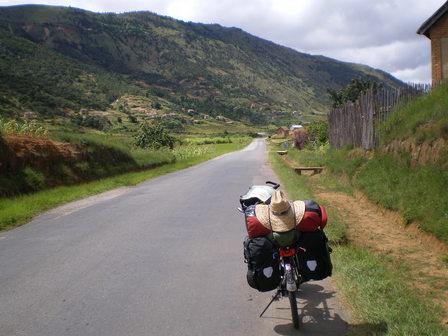 09.03.2007 - Antsirabe-Ambositra : un splendide parcours !