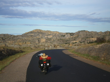 16.03.2007 - Au coeur du parc national de l'Isalo. Direction Sakaraha.