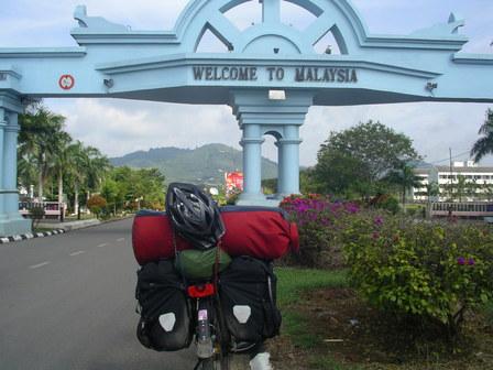 17.09.2006 - Douane de Padang Besar, Malaisie