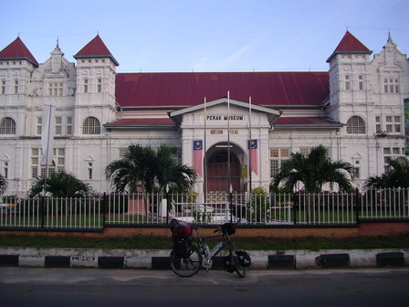 27.09.2006 - Muzium Perak. Le plus ancien musée de Malaisie (1883). Taiping.