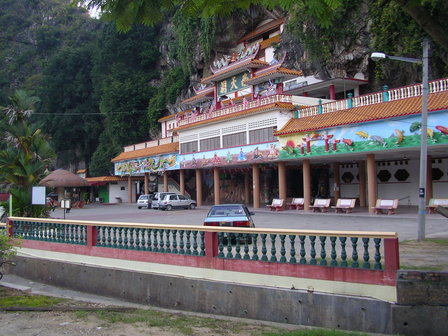 29.09.2006 - Temple Sam Poh Tong.