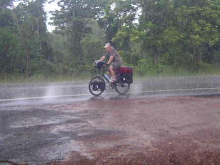 23.05.2006 - Thaïlande. On dirait qu'il pleut...