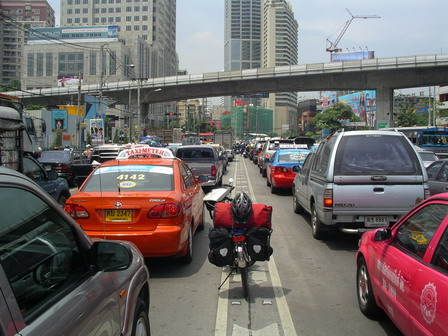 20.07.2006 - Bangkok. Asok road.